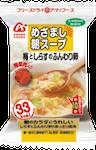 朝スープ梅としらすふんわり卵