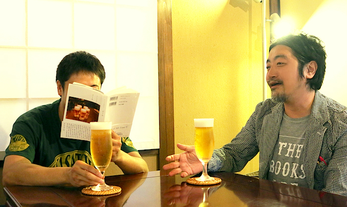 嶋浩一郎と森俊介