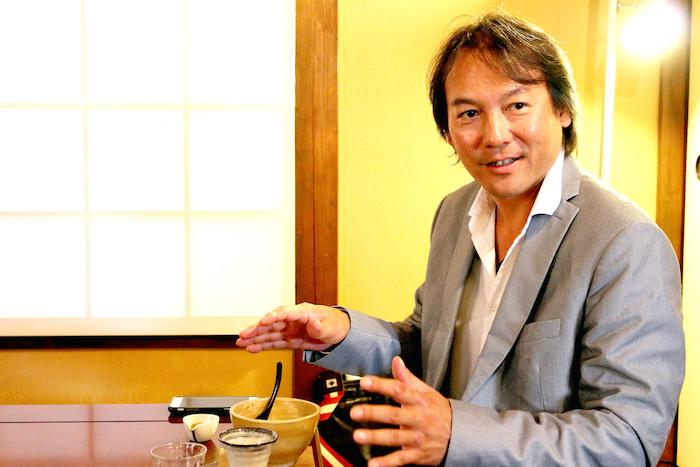 杉崎健二さん