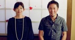 眞﨑恵理子さんと村上祐資さん