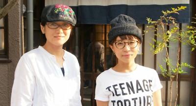 高瀬志帆さんとマキヒロチさん
