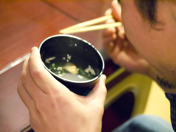 アマノフーズ 松茸のお吸いもの