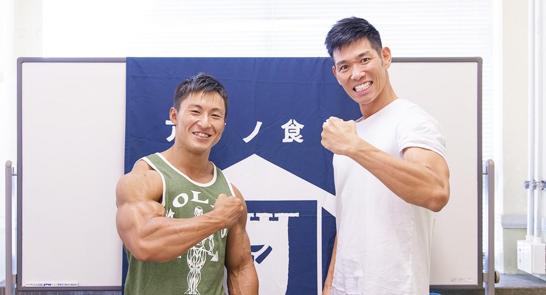 鈴木雅さんとレイザーラモンHGさん