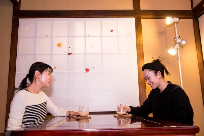角田光代と西加奈子