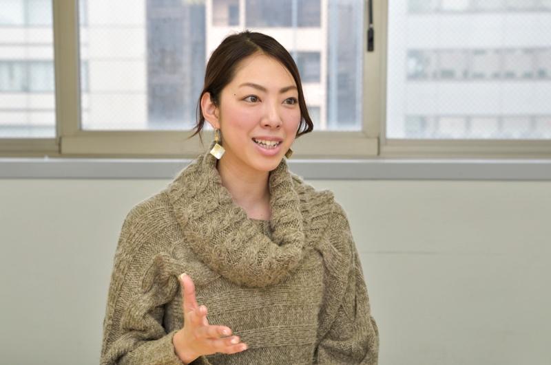 ラーメン女子の森本聡子さん