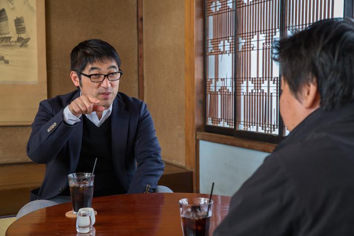 永田宏和と寄藤文平