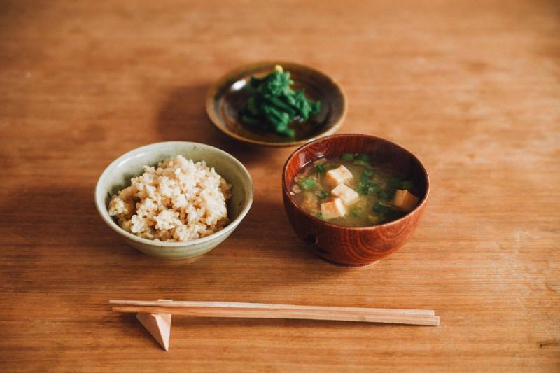 夏井景子さんの一汁一菜