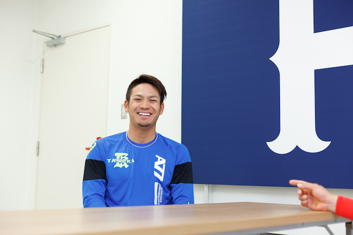 田中広輔選手