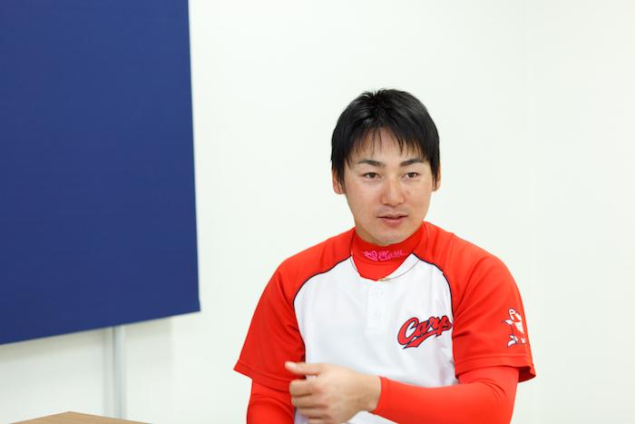丸佳浩選手