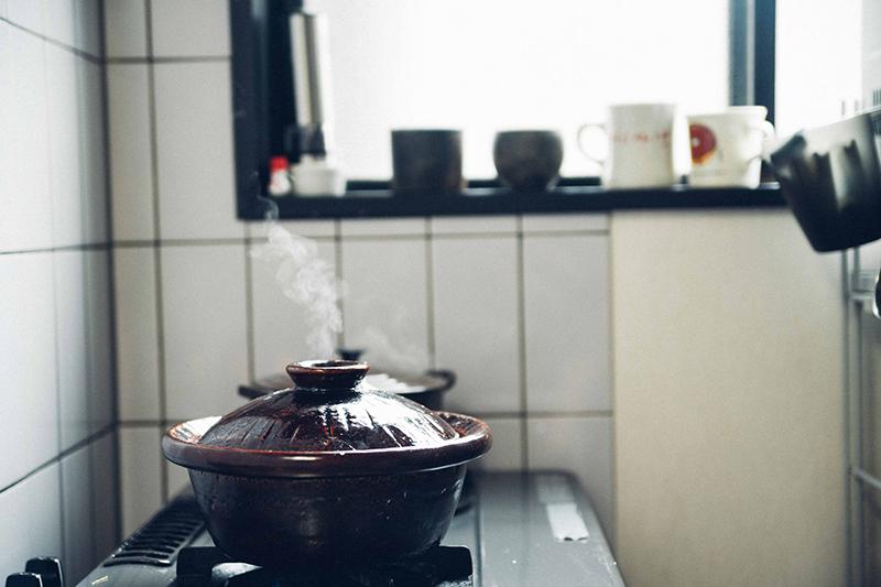 自在道具の香味鍋