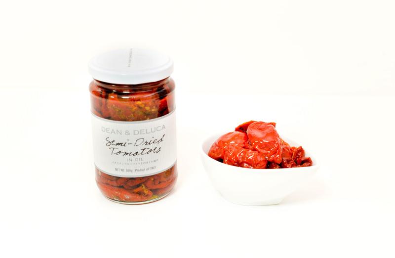 DEAN & DELUCAのイタリアンフルーツトマトのオイル漬け