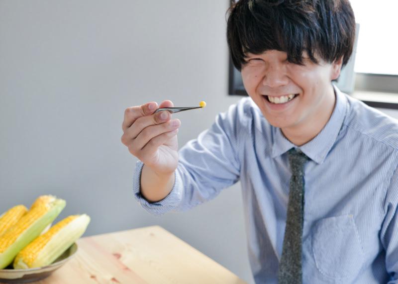 フリーライターの石川優太さん