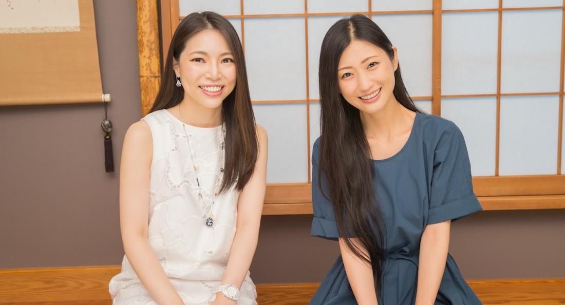 壇蜜と塚越友子