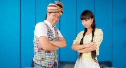橘田いずみさんとスパイシー丸山さん