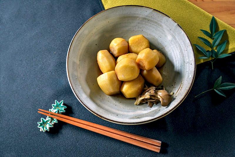 里芋の煮物 完成写真