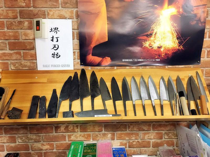 堺の刃物職人・藤井刃物