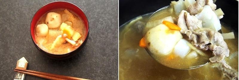 福島の芋煮