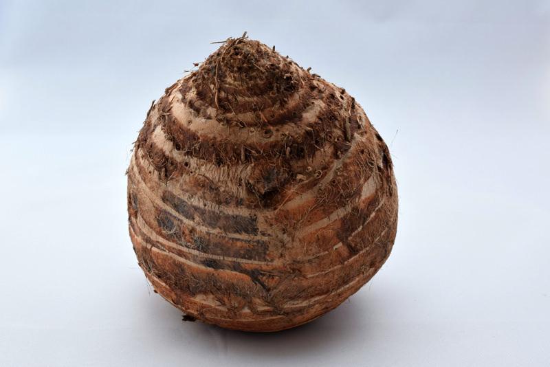 お正月の縁起物「頭芋」