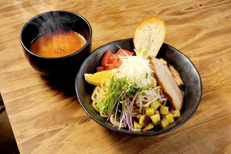 海老鶏麺蔵つけ麺