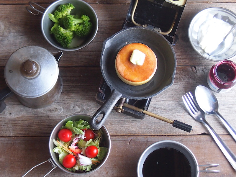 クリエイティブ朝食