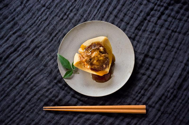 """""""技ありインパクト""""ハンバーグ"""