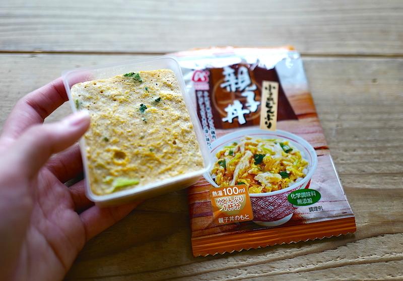 アマノフーズ親子丼