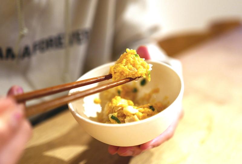 アマノフーズ親子丼フリーズドライ