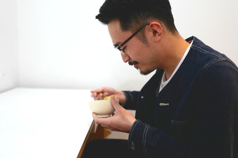 アマノフーズ親子丼フリーズドライ試食