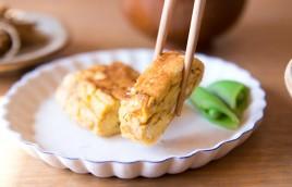 卵焼きフライパンレシピ