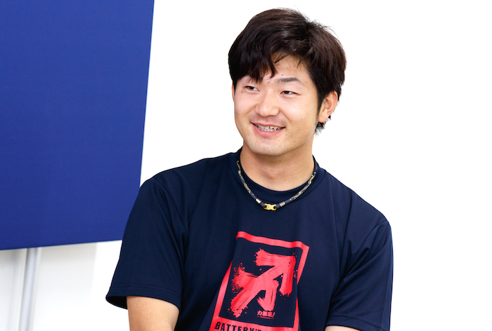 岡田明丈選手