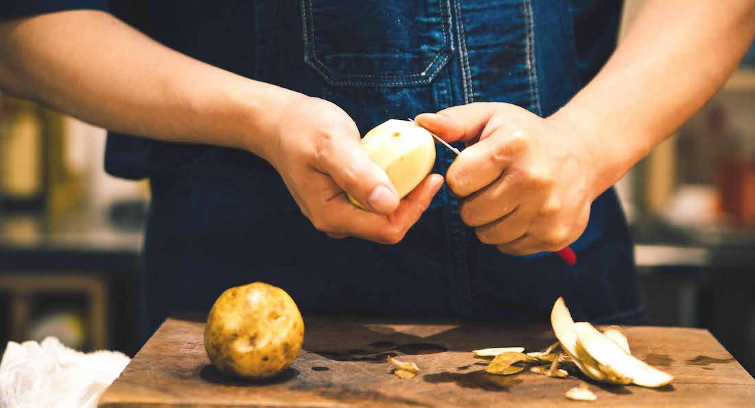 ビクトリノックスのシェービングナイフ