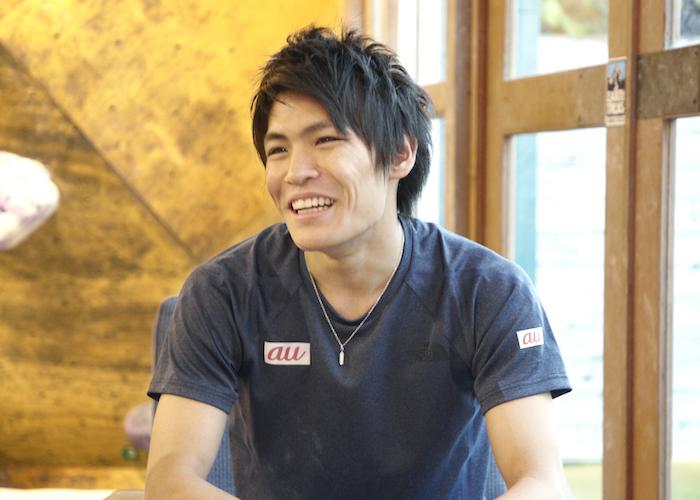 楢﨑智亜選手