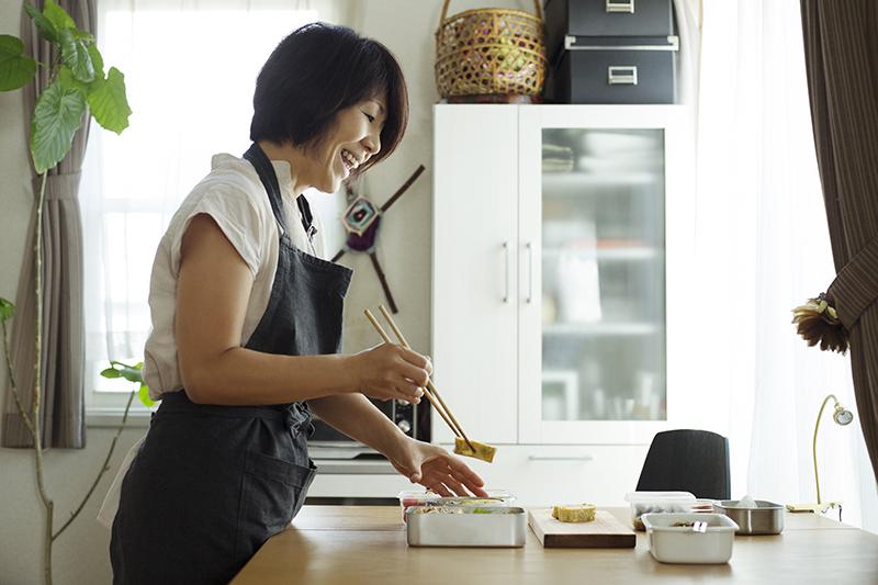お弁当の達人・野上優佳子さん