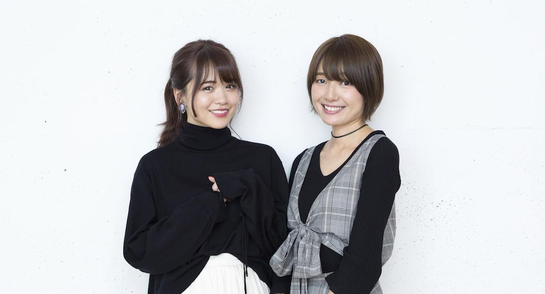菅本裕子と塩谷舞