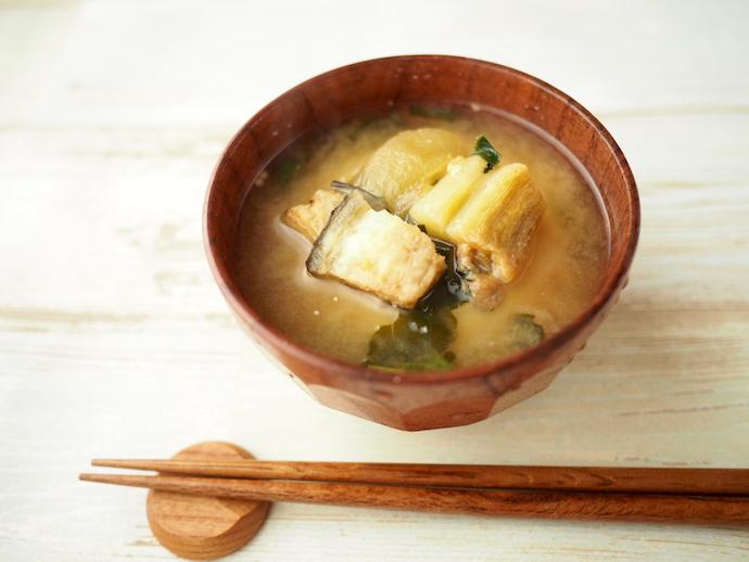 アマノフーズ味噌汁(なす)