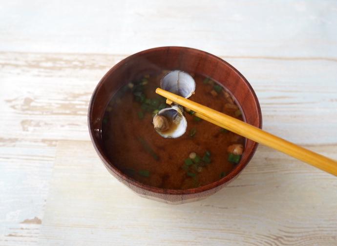 アマノフーズ味噌汁(しじみ)