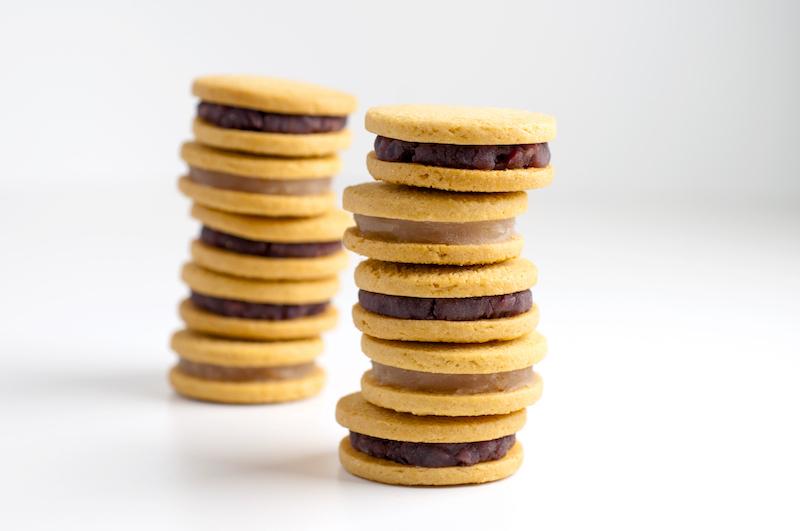 『空いろ』のクッキーサンド