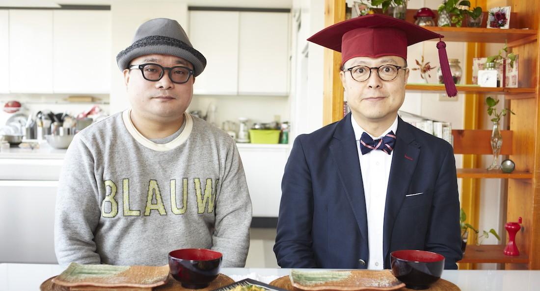 黒川勇人とソーメン二郎