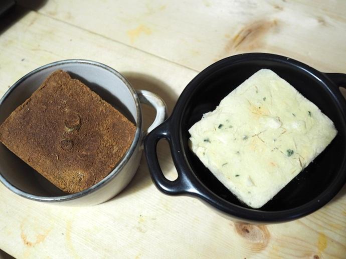 アマノフーズのクリームシチュー&ビーフシチュー