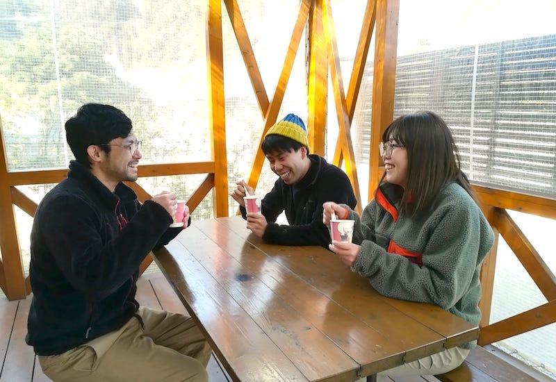アマノフーズモニター青川峡キャンピングパーク
