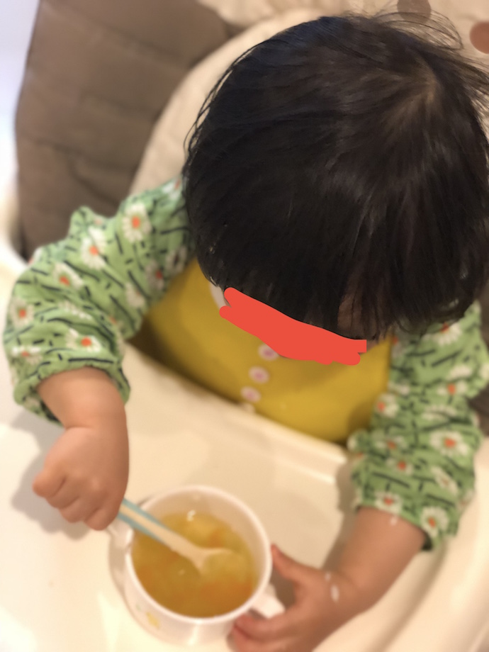 娘とキャベツスープ