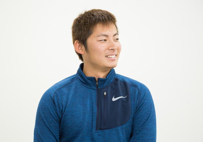 一岡竜司選手