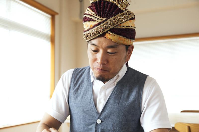 カレー研究家・スパイシー丸山さん(丸山周)