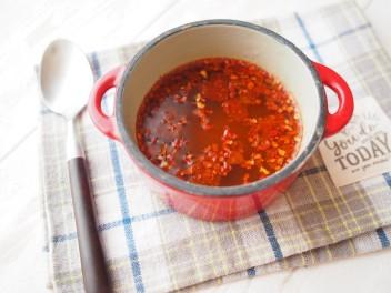 「Theうまみ 唐辛子スープ」