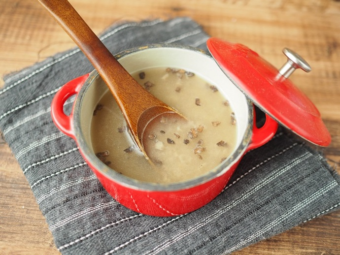フリーズドライ「Theうまみマッシュルームスープ」