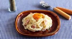 リュウジ (料理のお兄さん)レシピ|カルボナーラそうめん