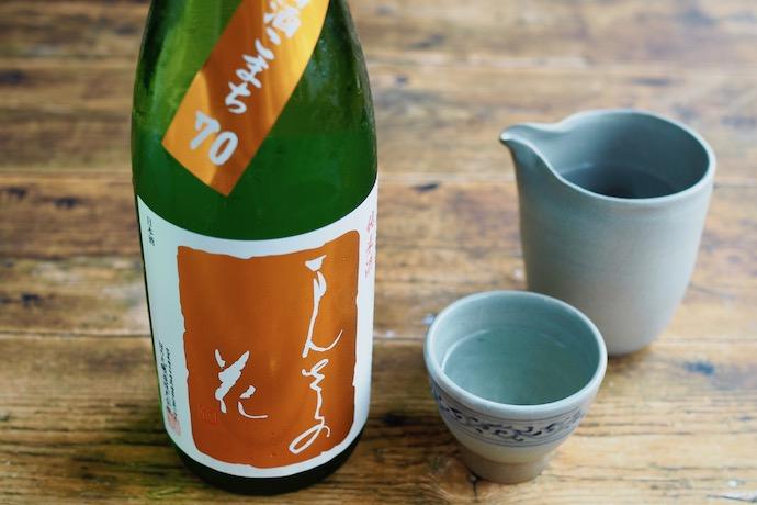まんさくの花 巡米 秋田酒こまち70
