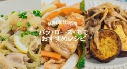豚肉の部位ごとのおすすめレシピ